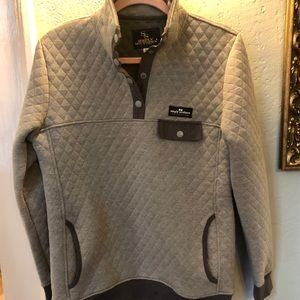 Simply Southern Quilted Half Snap Pullover